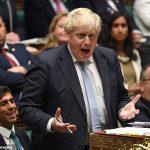 Boris Johnson STILL still won't rule out home sales 💥👩💥