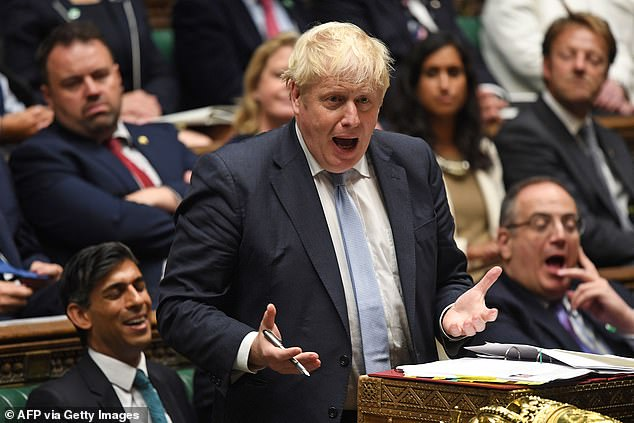 Boris Johnson refused yesterday to guarantee that no one will be forced to sell their home as a result of his social care cap