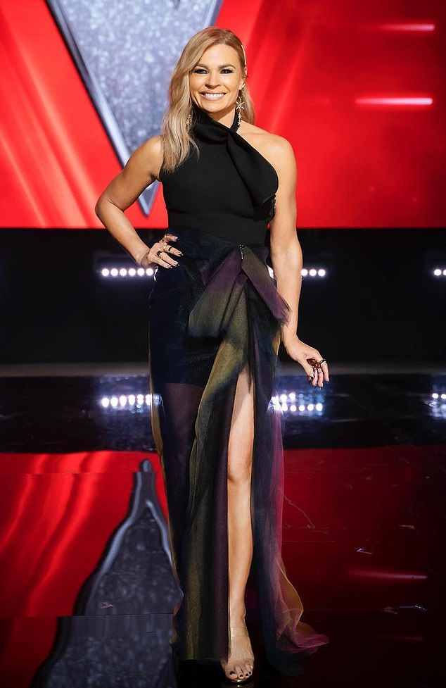 Sonia Kruger, Keith Urban: The Voice host so jealous of