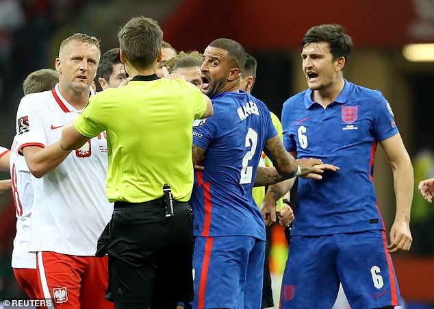 The Polish FA has strenuously denied any allegations of racism levelled against their players