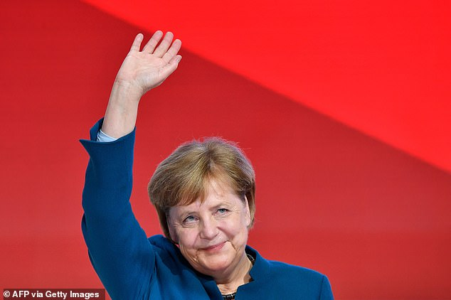 Angela Merkel is stepping down as Chancellor of Germany this month after a mammoth 16 years in power
