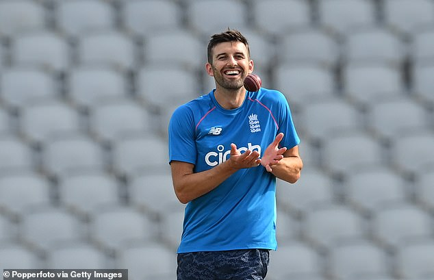 Mark Wood (above) should replace Craig Overton, because of the pace and reverse swing he can offer