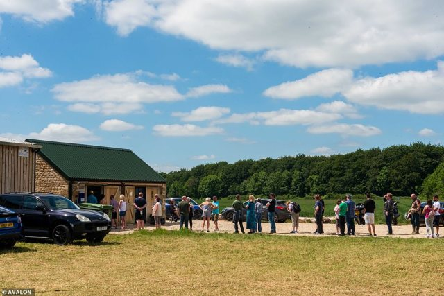 The popularity of Clarkson's Farm on Amazon Prime has led to queues for the Diddly Squat Farm Shop, with neighbours growing concerned with the increase in traffic in the area