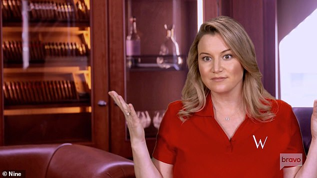 Drama:Last month, she told Peninsula Living that it was unfair how she was painted out 'like a drug addict' for bringing undeclared anti-anxiety medication on board during the final season of Below Deck Mediterranean