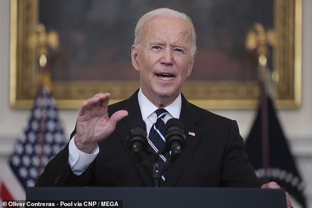 On Wednesday, Biden demanded 18 Trump appointees step down or be fired from non-partisan military boards, despite the fact that the posts have three-year terms