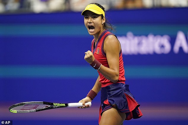 Emma Raducanu, the new British No 1, when rankings update on Monday, dictated the entire match and needed just 84 minutes to claim victory in the semi final of the US Open