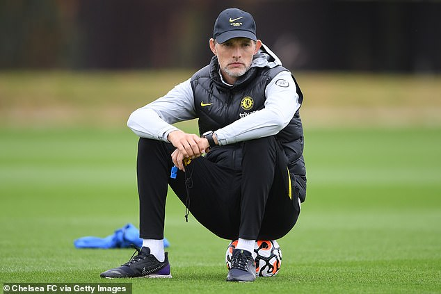 Thomas Tuchel has confirmed Romelu Lukaku will be fit for Chelsea's game with Aston Villa