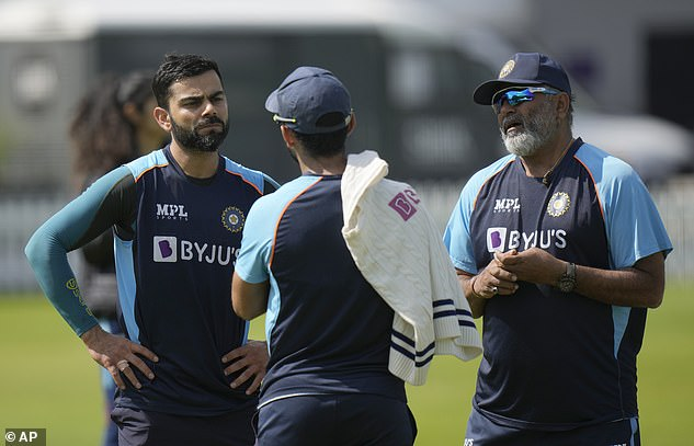 India recorded a fourth positive Covid test among their backroom staff late this week