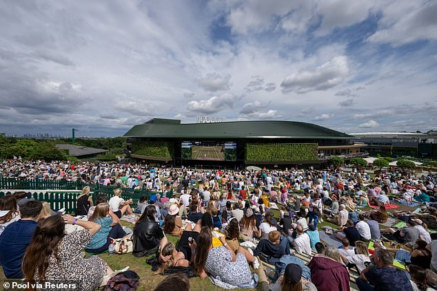 Wimbledon's Henman Hill might even morph into Raducanu Ridge over the next 10 years