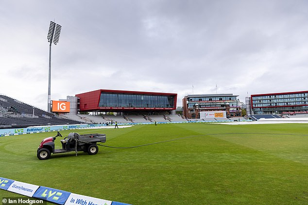 The fifth and final Test was called off due to Covid concerns within the visitors' camp