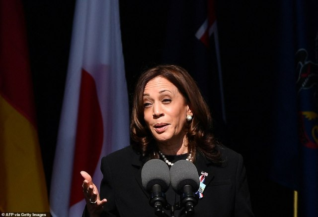 Vice President Kamala Harris called for 'unity' among Americans at the 9/11 commemoration ceremony in Shanksville