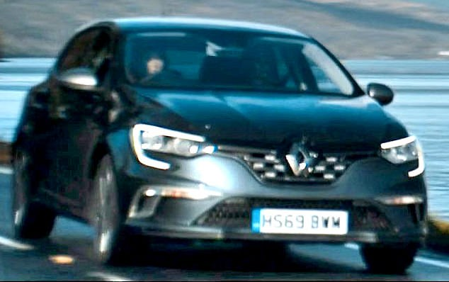 Viewersbeen transfixed by the regular appearances of a Renault Megane hatchback in BBC's Vigil