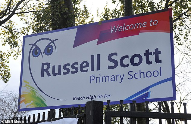 Local Labour MP and former Russell Scott pupil, Andrew Gwynne, has raised the issues affecting the school in the House of Commons