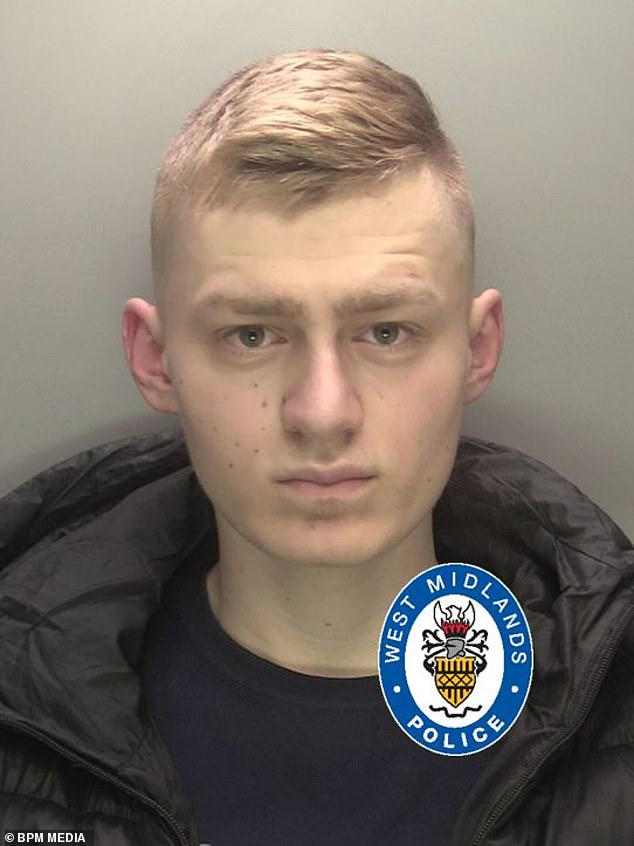 Taylor Knight, 20, along with three others, beat, strangled and set fire to the victim at his flat in Kings Heath, Birmingham, in March of this year