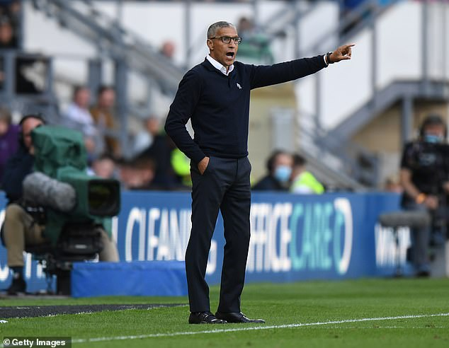 Hughton is under pressure after Forest picked up just one point from their first four games