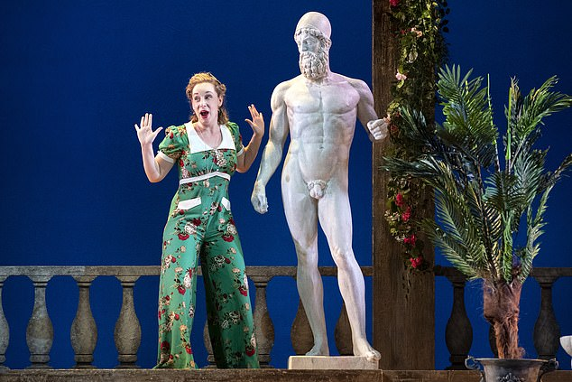 The ETO has said it will consider the musicians for future productions and praised the 'commitment and achievement' of all freelance players (pictured, a ETO production of Cosi Fan Tutte)
