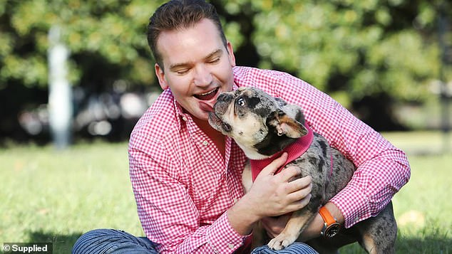 Leading Sydney vet Dr Sam Kovac, 32, (pictured) is begging for authorities to ban the breed before anyone else is killed or mauled