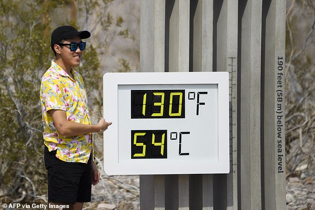 Both June and August saw record-breaking heat waves hit the Pacific northwest. Death Valley, in California hit 130 degrees in June
