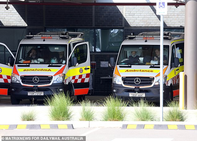 Desperate hospitals could look to firefighters to drive ambulances in an effort to maximise the capabilities of frontline staff with coronavirus cases set to skyrocket
