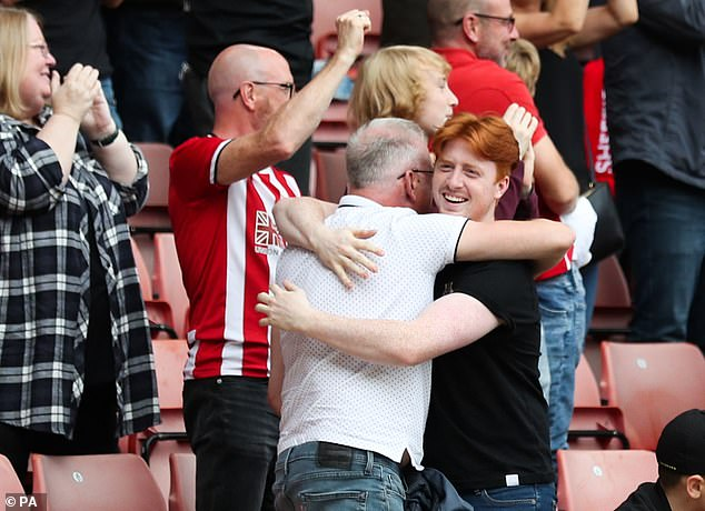There was a goal glut on Saturday as the Blades thrashed Peterborough 6-2 at Bramall Lane