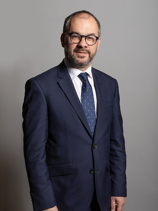 Labour minister Paul Scully, pictured, said employers in affected industries should increase wages to encourage British people to apply for their empty vacancies