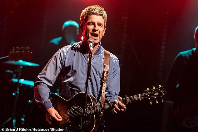 Noel Gallagher, 54, goes sober after he revealed he drank too much in lockdown