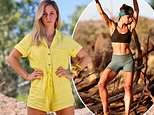 Australian Survivor: Brains v Brawn's physical toll is revealed in photos of winner Hayley Leake
