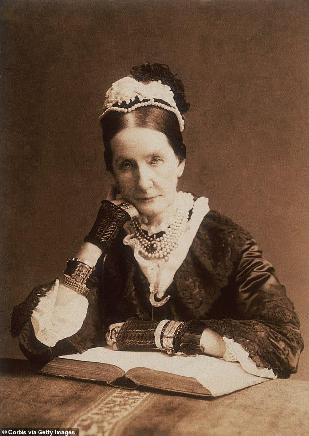 In 1871, Angela - who was hailed 'the Queen of the Poor' by her fans - became one the first women to be made a Baroness 'in her own right' before becoming the first female Freeman a year later