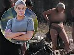 Brynne Edelsten suffers wardrobe malfunction and Sam Burgess flashes bare bottom on SAS Australia