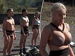 'This show has turned': Viewers express shock as SAS Australia stars STRIP down to their underwear