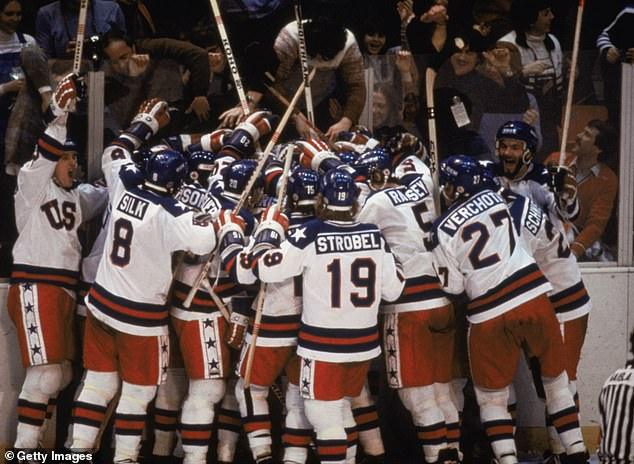 Team USA pulled off a miracle at the Winter Olympics in 1980 by defeating the mighty Soviets
