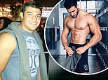 Sam Asghari's fitness transformation revealed: How Britney's fiancé shed SEVEN stone
