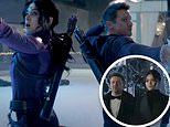 Jeremy Renner teams up with Hailee Steinfeld in first trailer for Disney+ series Hawkeye