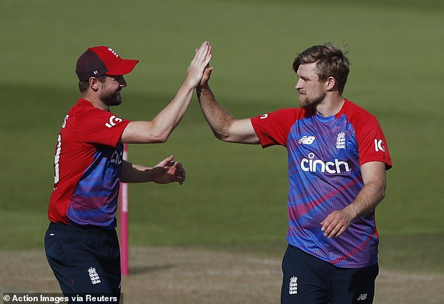 Woakes has been named in England's T20 World Cup squad in the UAE in the winter