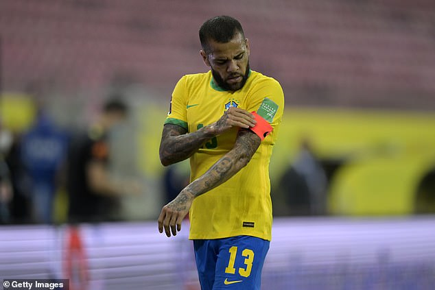 The 38-year-old became the best paid player in South America when he joined but claims he is now owed £2.6m