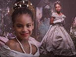 Blue Ivy Carter, 9, is the youngest winner of MTV VMA for mother Beyonce's Brown Skin Girl video