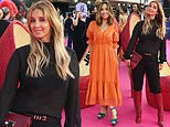 Louise Redknapp and Myleene Klass attend star-studded premiere of Everybody's Talking About Jamie