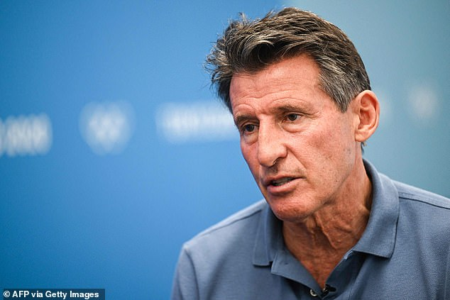 Britain's leading athletes have pleaded with Lord Coe to step in to save athletics amid a crisis
