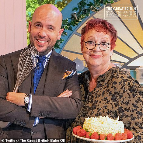 Second helping!Jo Brand and Tom Allen are set to return to Channel 4 with The Great British Bake Off: An Extra Slice on Friday September 24