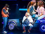 PATRICK MARMION reviews the Back To The Future stage show