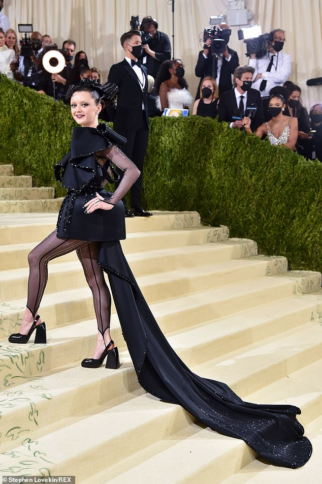 It's back!The Met Gala was finally back after being cancelled in 2020 due to the pandemic. This year it was pushed to September from its traditional slot on the first Sunday in May