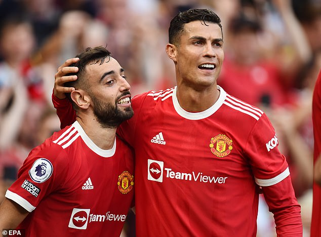 Cristiano Ronaldo told Manchester United team-mates he wants to bring the glory days back