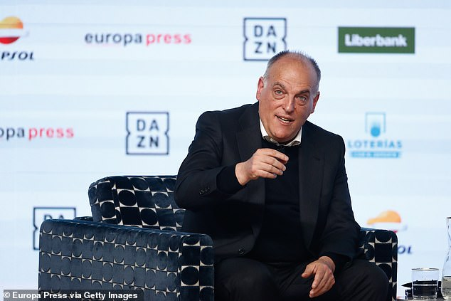 Tebas insists player sales means the club can afford to sign both striking stars next year