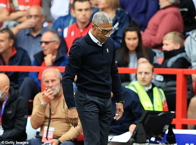The Chelsea legend said the speculation was unfair on current boss Chris Hughton