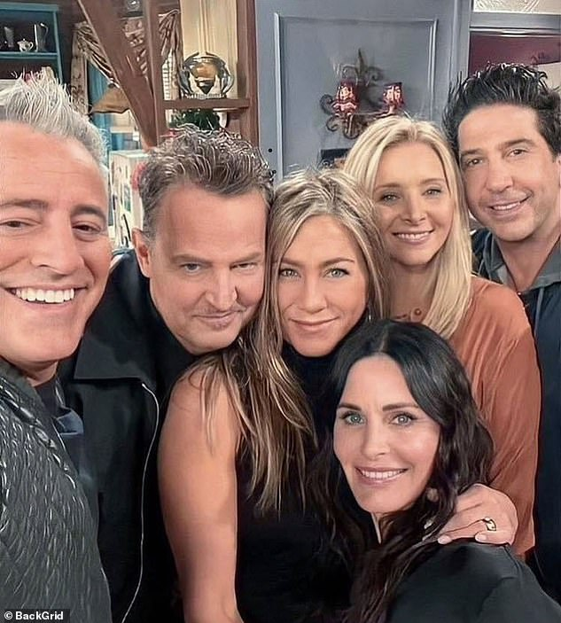 Friends forever: The reunion, which finally aired in May after COVID delays, earned a total of four nominations, including Outstanding Variety Special, Production Design, Lighting Design and Outstanding Directing for a Variety Special