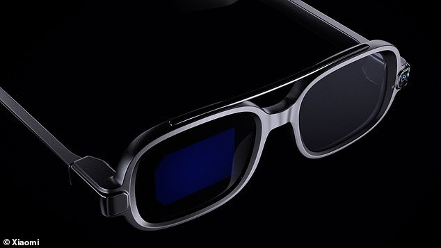 Xiaomi on Tuesday debuted its concept for a pair of smart glasses