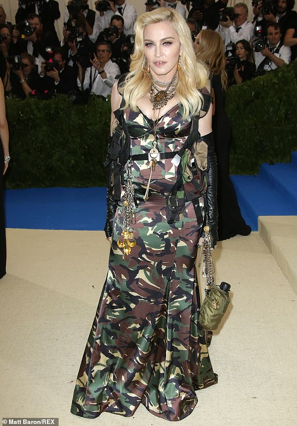 Where's she at? Despite being in New York City to attend the VMAs on Sunday night, Madonna failed to show up to Monday's Met Gala