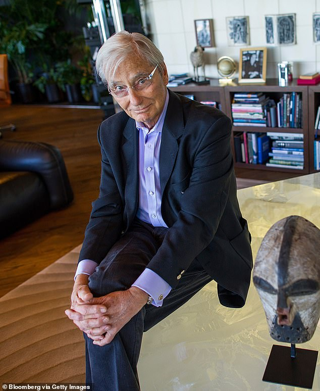 Venture capitalist Tom Perkins sold his apartment for $13million in 2016 before he died, but many residents have not been so lucky. It is estimated 100 condos have lost $320,000 in resell value