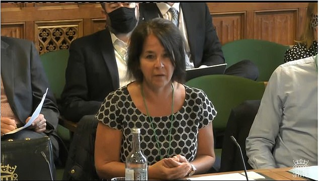 Andrea Brady, Jessica's mum, told MPs her daughter needed a face-to-face appointment 'really early on'. She was told to get a gastroscopy after in-person appointments, but if this happened a few months earlier, her cancer 'wouldn't have spread so aggressively', Mrs Brady said