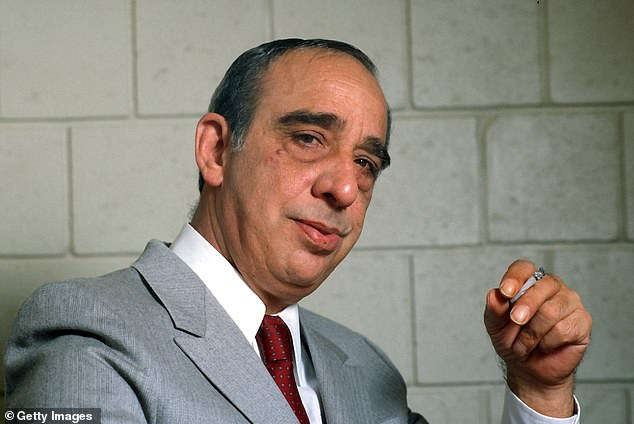 Carmine Persico, former boss of the Colombo Crime Family, and Russo's cousin, died in 2019